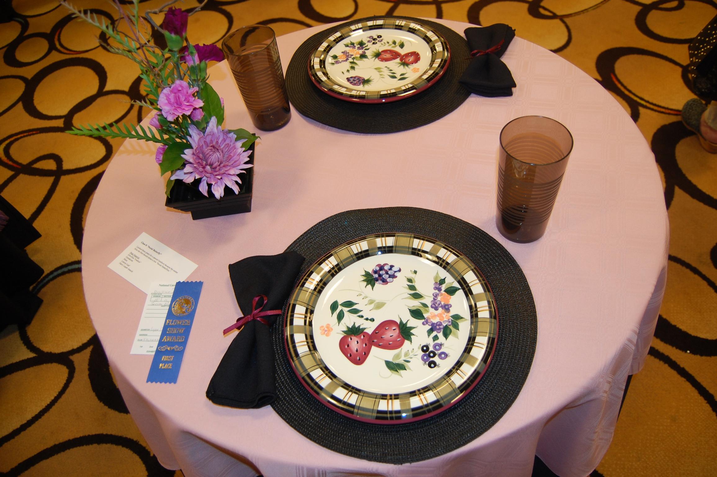 Michigan Garden Club, Inc. Conference :: Kalamazoo Garden ... on standard flower show table designs, garden club underwater designs, winning garden club flower designs,